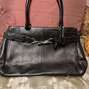 Coach Leather purse $150